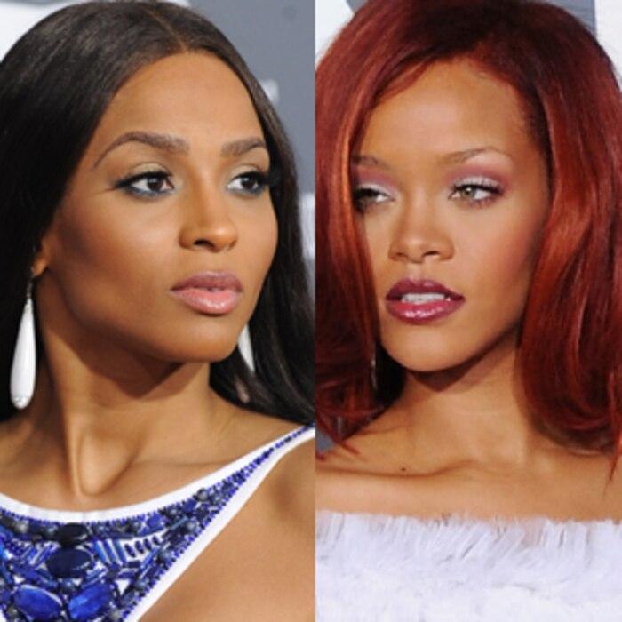 Ciara, Rihanna
