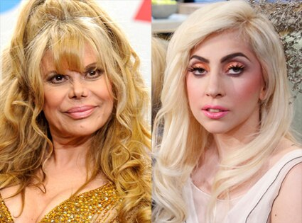 Charo, Lady Gaga
