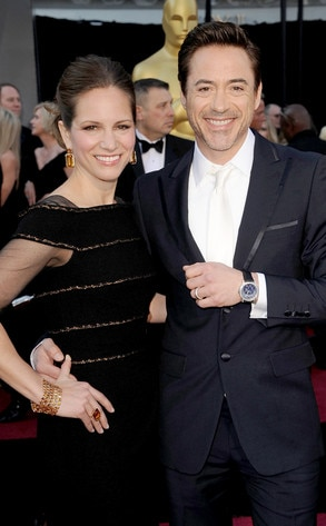 Susan Downey, Robert Downey Jr.