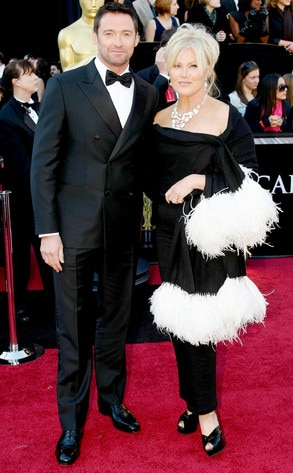Hugh Jackman, Deborah Lee Furness