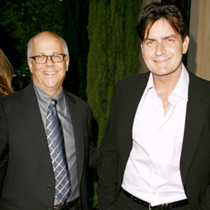 Stan Rosenfeld, Charlie Sheen