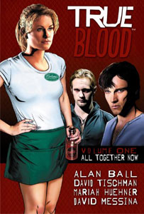 True Blood: All Together Now, Graphic Novel Cover