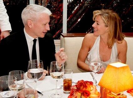 Anderson Cooper, Elaine Irwin