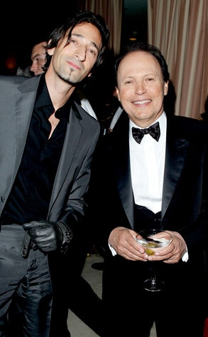 Adrien Brody, Billy Crystal