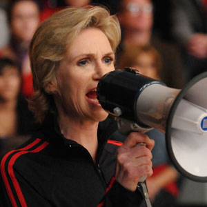 Glee, Jane Lynch