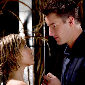 Smallville, Alison Mack, Justin Hartley
