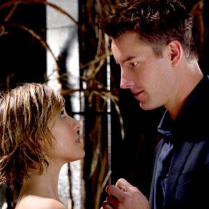 Smallville, Alison Mack, Justin Hartley