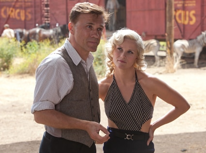 Water for Elephants, Christoph Waltz, Reese Witherspoon