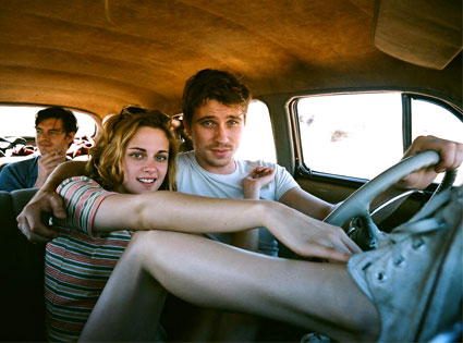 On The Road, Kristen Stewart