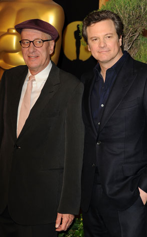 Geoffrey Rush, Colin Firth