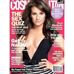 Lea Michele, Cosmopolitan Cover