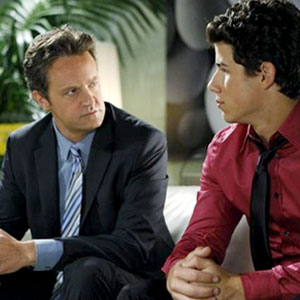 Mr. Sunshine, Matthew Perry, Nick Jonas