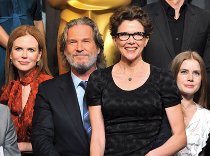 Nicole Kidman, Jeff Bridges, Annette Bening, Amy Adams