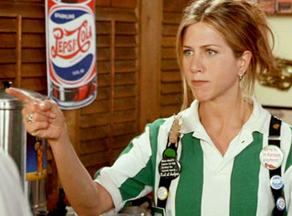 Jennifer Aniston, Office Space