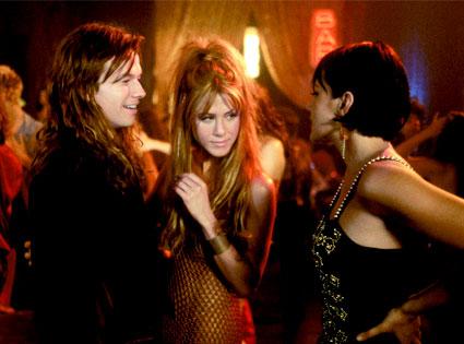 Jennifer Aniston, Mark Wahlberg, Rock Star