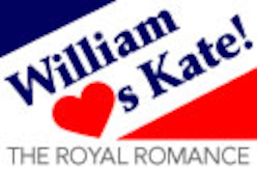 William Hearts Kate! Royal Romance