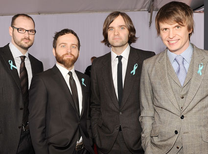 Death Cab For Cutie, Jason McGerr,Nicholas Harmer, Ben Gibbard, Chris Walla