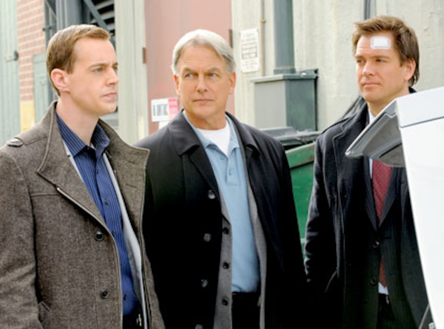 NCIS, Sean Murray, Mark Harmon, Michael Weatherly