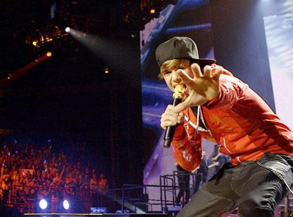 Never Say Never, Justin Bieber