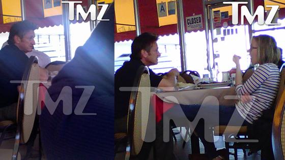 Sean Penn, Scarlett Johansson