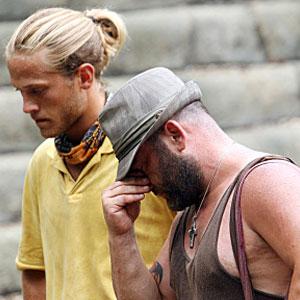 Russell Hantz, Matt Elrod, Survivor