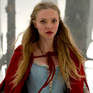 Amanda Seyfried, Red Riding Hood