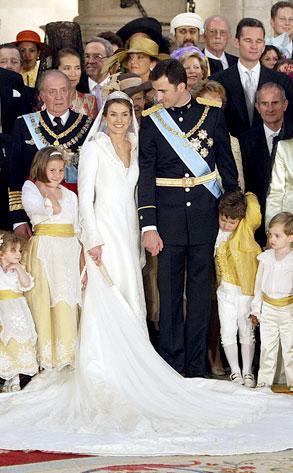 Prince Felipe, Princess Letizia Ortiz, Spain
