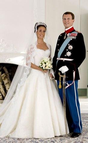 Prince Joachim, Princess Marie Cavallier, Denmark