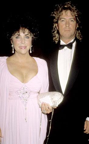 Elizabeth Taylor, Larry Fortensky
