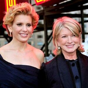 Alexis Stewart, Martha Stewart
