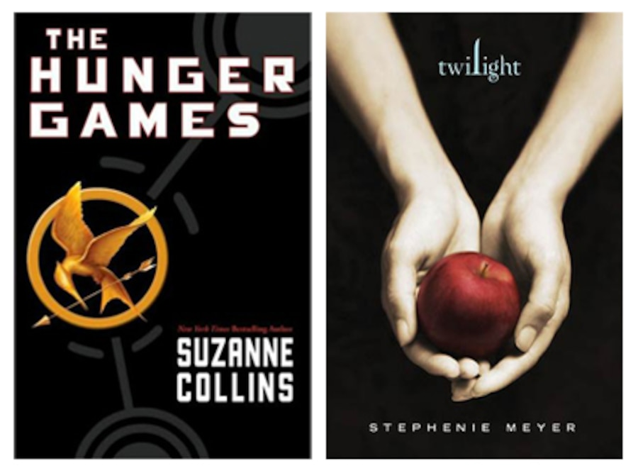 The Hunger Games, Twilight