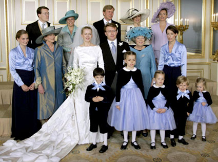 Princess Mabel Wisse Smit, Prince Johan Friso, Netherlands