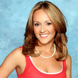 Ashley Hebert, Bachelorette