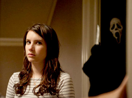 Scream 4, Emma Roberts