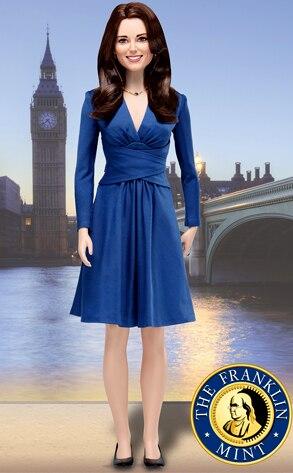 Kate Middleton, Doll