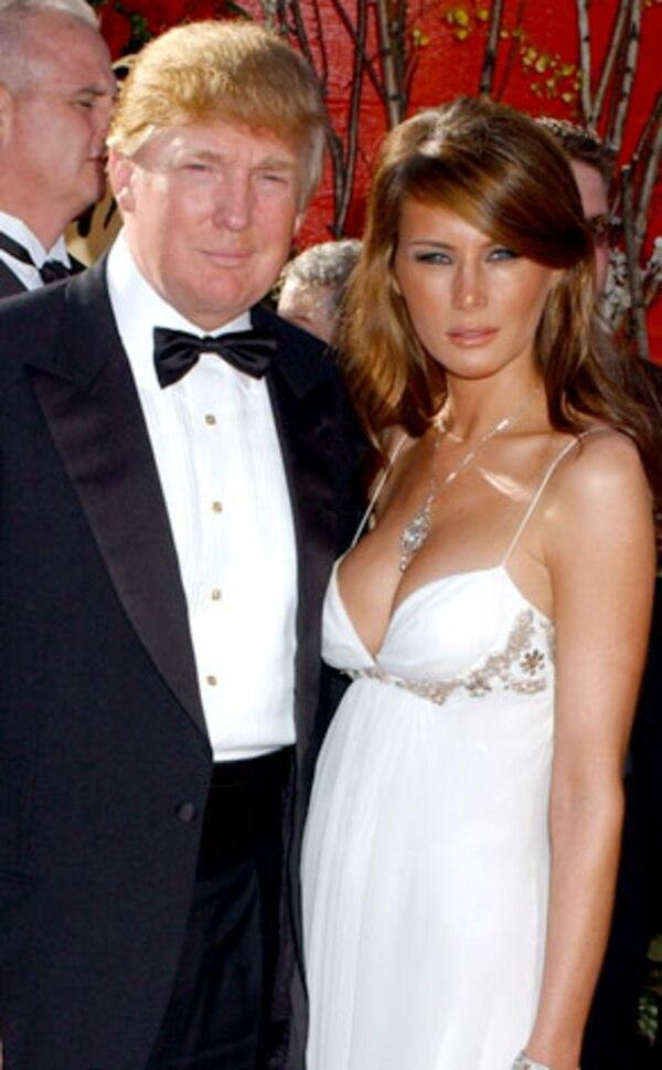 Melania Knauss & Donald Trump From Super Expensive