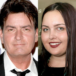 Charlie Sheen, Cassandra Estevez