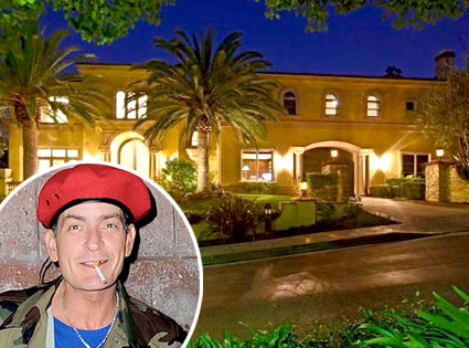 Charlie Sheen, Estate