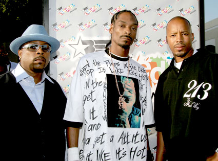 Warren G, Snoop Dogg, Nate Dogg