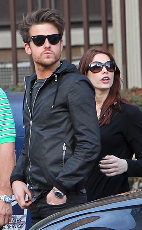 Jared Followill, Ashley Greene