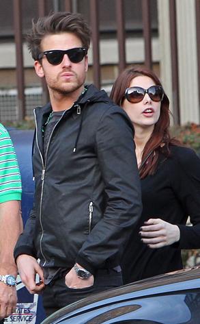 Jared Followill, Ashley Greene