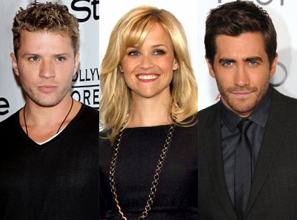 Ryan Phillippe, Reese Witherspoon, Jake Gyllenhaal