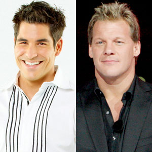 DWTS, Mike Catherwood, Chris Jericho