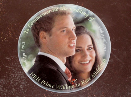 Kate Middleton, Prince William, Royal Wedding, Coaster