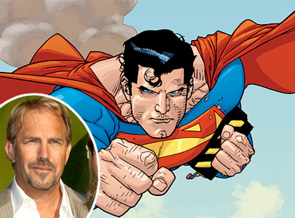 Superman, Kevin Costner