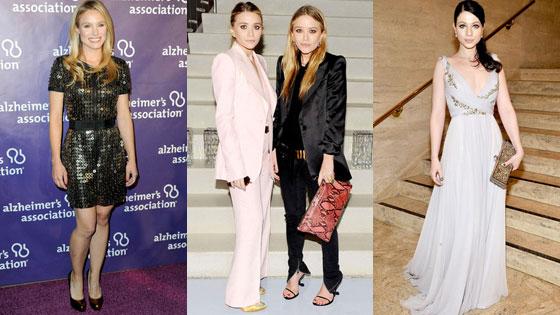 Kristen Bell, Ashley Olsen, Mary-Kate Olsen, Michelle Trachtenberg