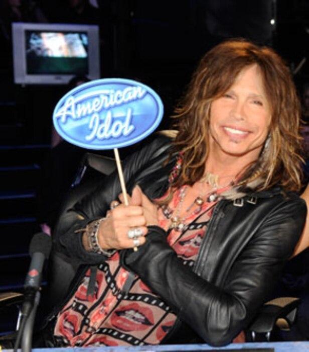 American Idol, Steven Tyler
