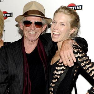 Keith Richards, Theodora Richards