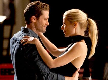 Glee, Matthew Morrison, Gwyneth Paltrow