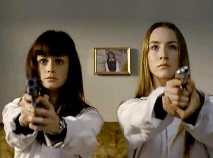 Alexis Bledel, Saoirse Ronan, Violet and Daisy